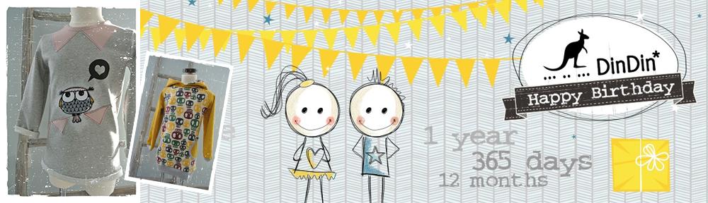 #023 – DinDin – Handmade with love – Unikate für jedes Kind, weil jedes Kind ein Unikat ist