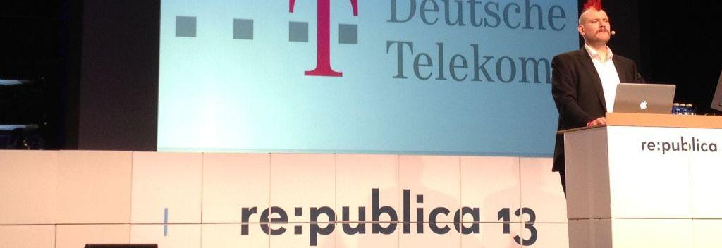 re:publica Rückblick vor Ausblick