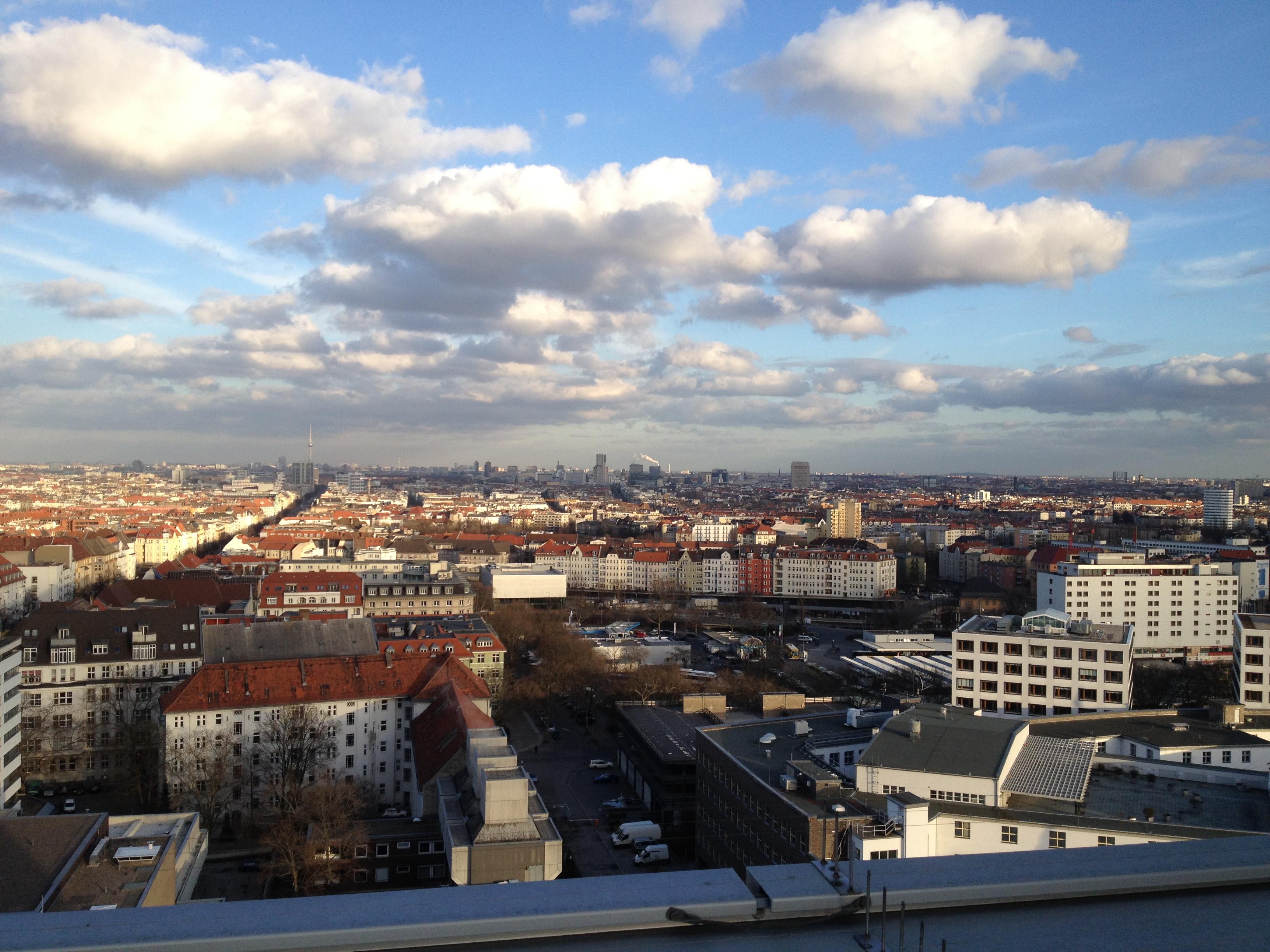 Nürnberg – Berlin und zurück – mit MeinFernbus