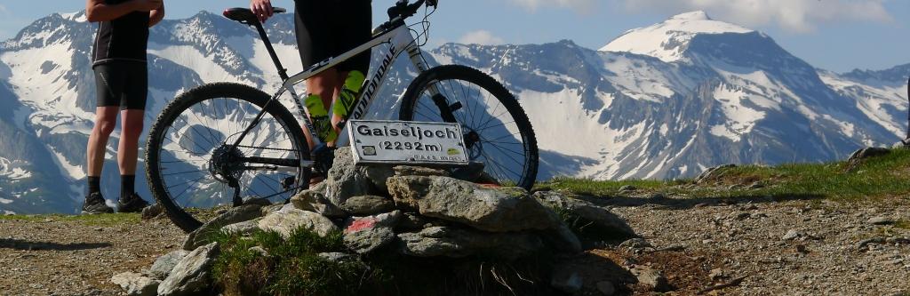 Transalp – aus Franken über die Alpen nach Riva