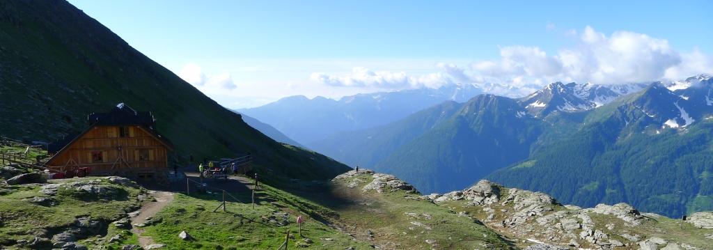 Transalp – ein langer gefährlicher Trail