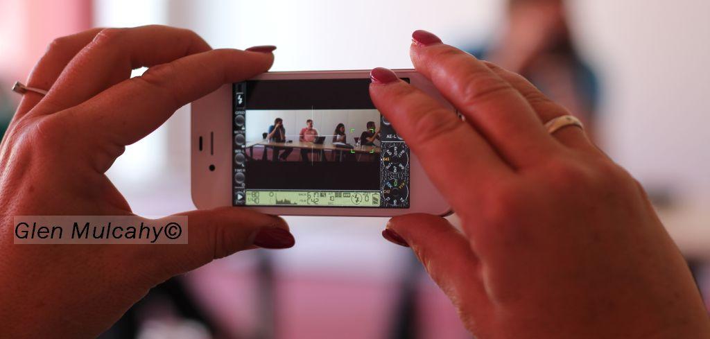 Mobile Video Show 3: Professionelle Videos #Podcast