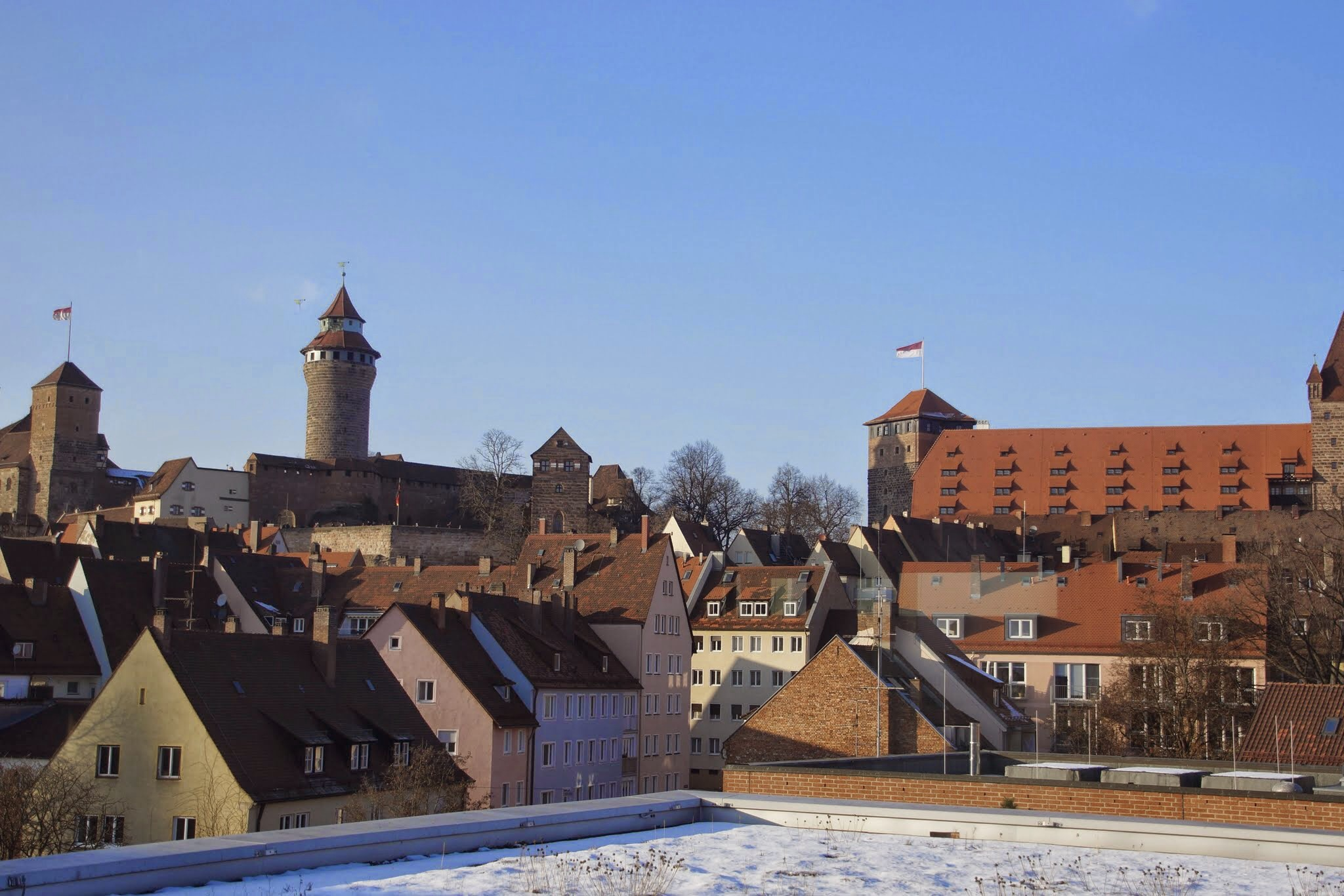 Nürnberg – Details einer Stadt
