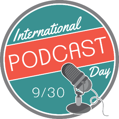 Zum Internationalen Podcastday