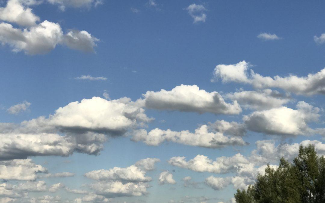 Wolken – ich finde sie faszinierend