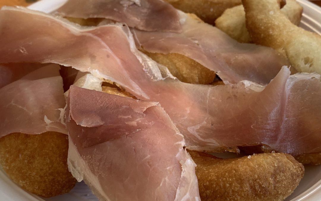 Pan Fritto – eine Spezialität aus Ligurien